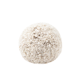Truffes velours blanches