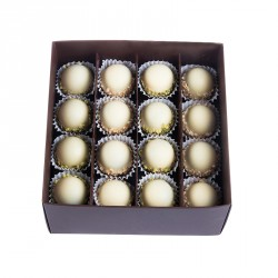 coffret Truffe blanc grand